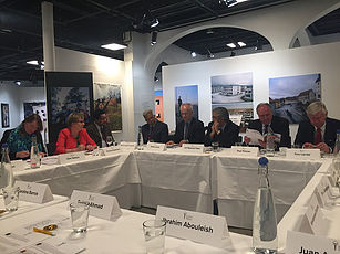 BHR at the Business for Peace Summit 2016 in Oslo