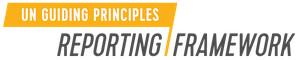 Putting into practice the UNGP Reporting Framework I Puesta en práctica del Marco para el Informe de