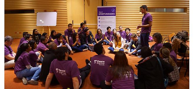 PeaceStartup Bogotá