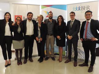 Seguridad e inversión en el posconflicto en Colombia: Seguridad humana, concepto base para negocios