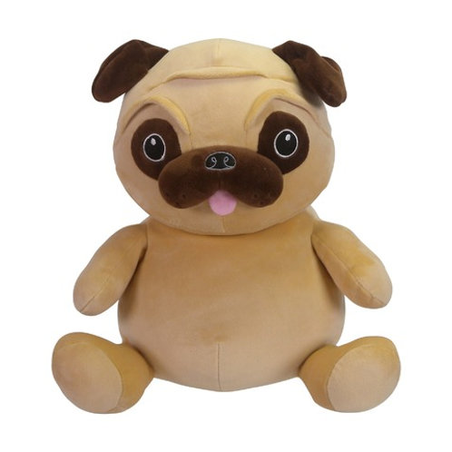 Squishy Pug Plush
