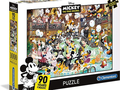 Disney Mickey Mouse 1000 Piece Puzzle