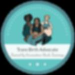 Trans Birth Advocate Badge