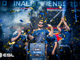 A look at the ESL Pro League Season 7 Playoffs