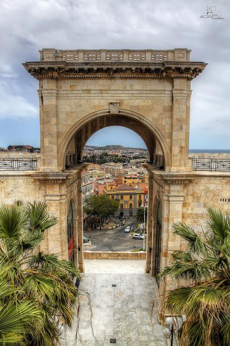 Bastione San Remy- Cagliari