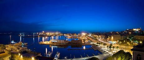 Tramonto- Cagliari