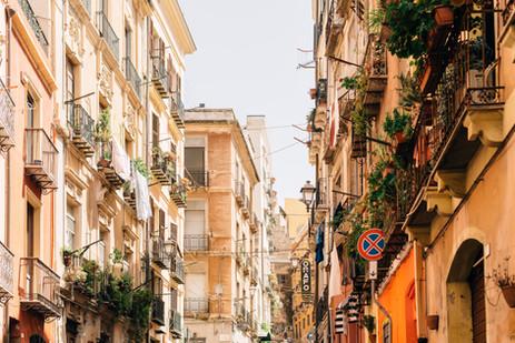 Old Town Cagliari