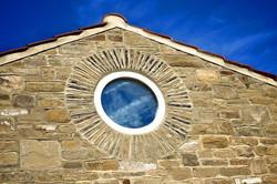 Linton House Gable and Window