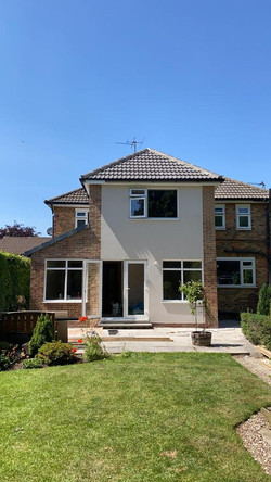 Horsforth Double Rear Extension