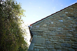 Linton House Gable End
