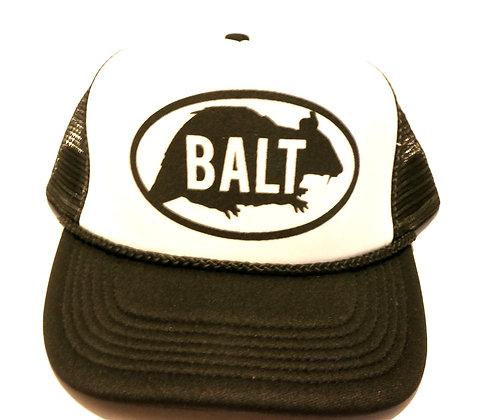 Baltimore rat trucker hat