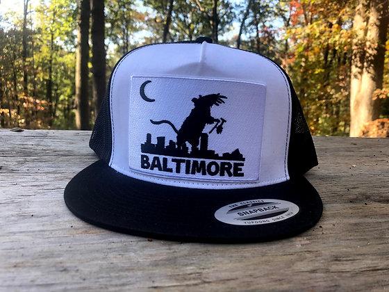Ratzilla embroidered hat