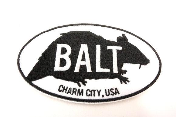 Baltimore rat euro patch