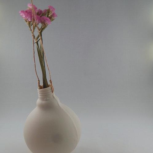 Ampoule en porcelaine