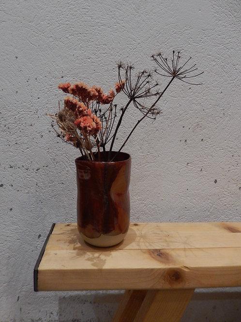 Pichet-vase Rouge