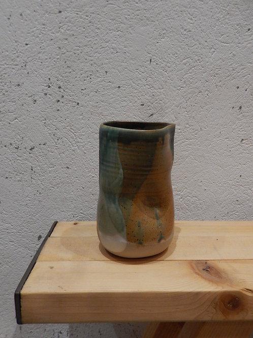 Pichet -vase vert