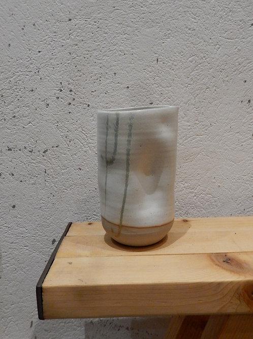 Pichet-vase Blanc/vert