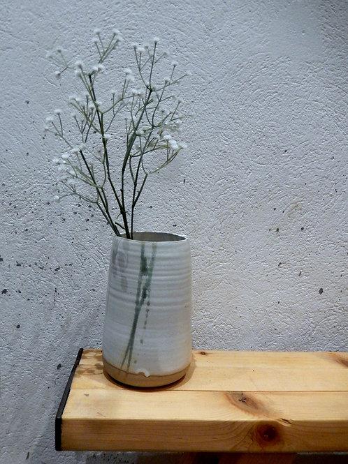Vases Blanc/vert