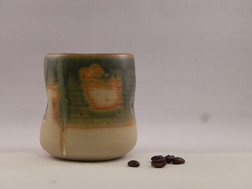 Tasse à thé verte