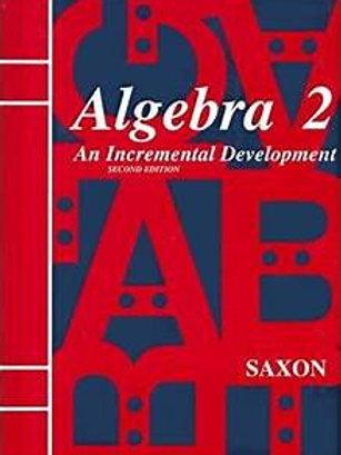 Algebra 2 Summer Camp 2021