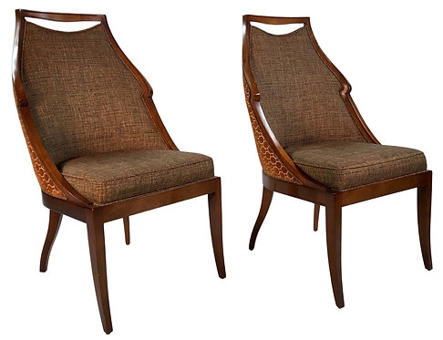 Jacques Garcia for Baker Furniture Side Chairs
