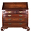 Thumbnail: Maitland & Glascoe of London George II style miniature slant front desk