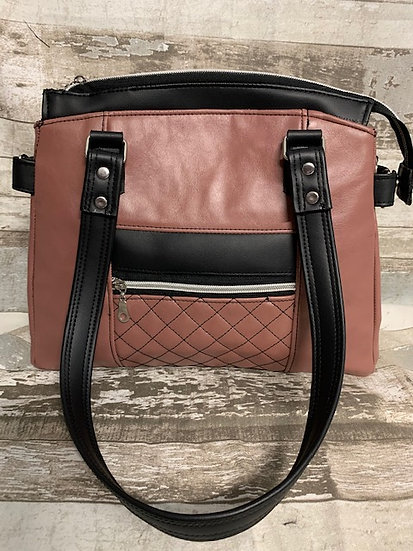 Snowdrop Satchel Handbag