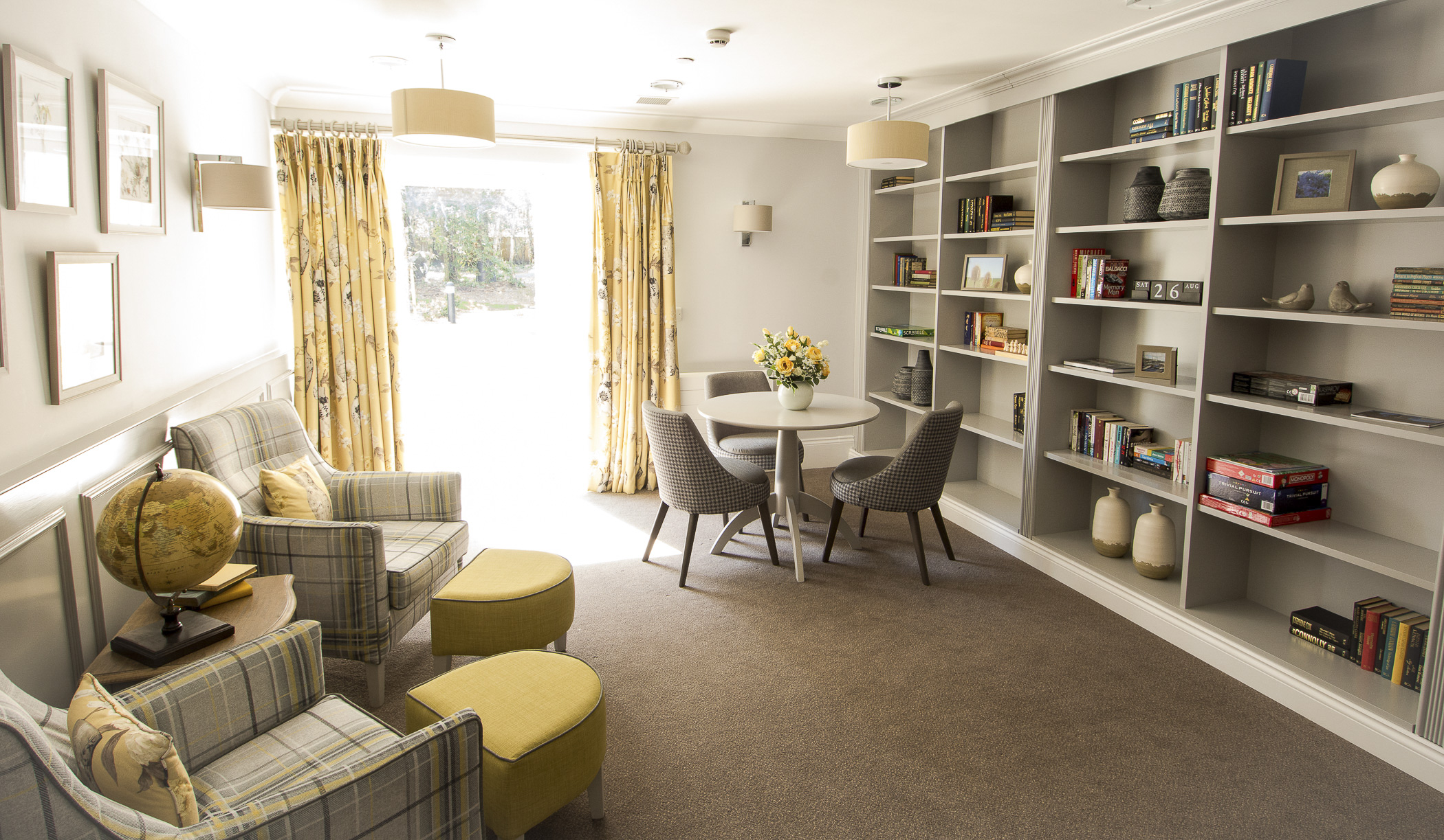 Care Home Library