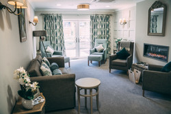 Care Home Quiet Lounge