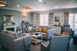 Luxury Care Home Lounge