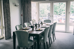 Luxury Private Dining Room