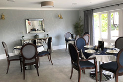 Care Home Luxury Dining Experience