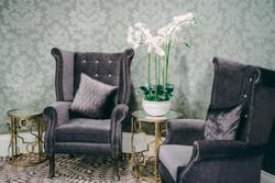 Luxury Reception Detail