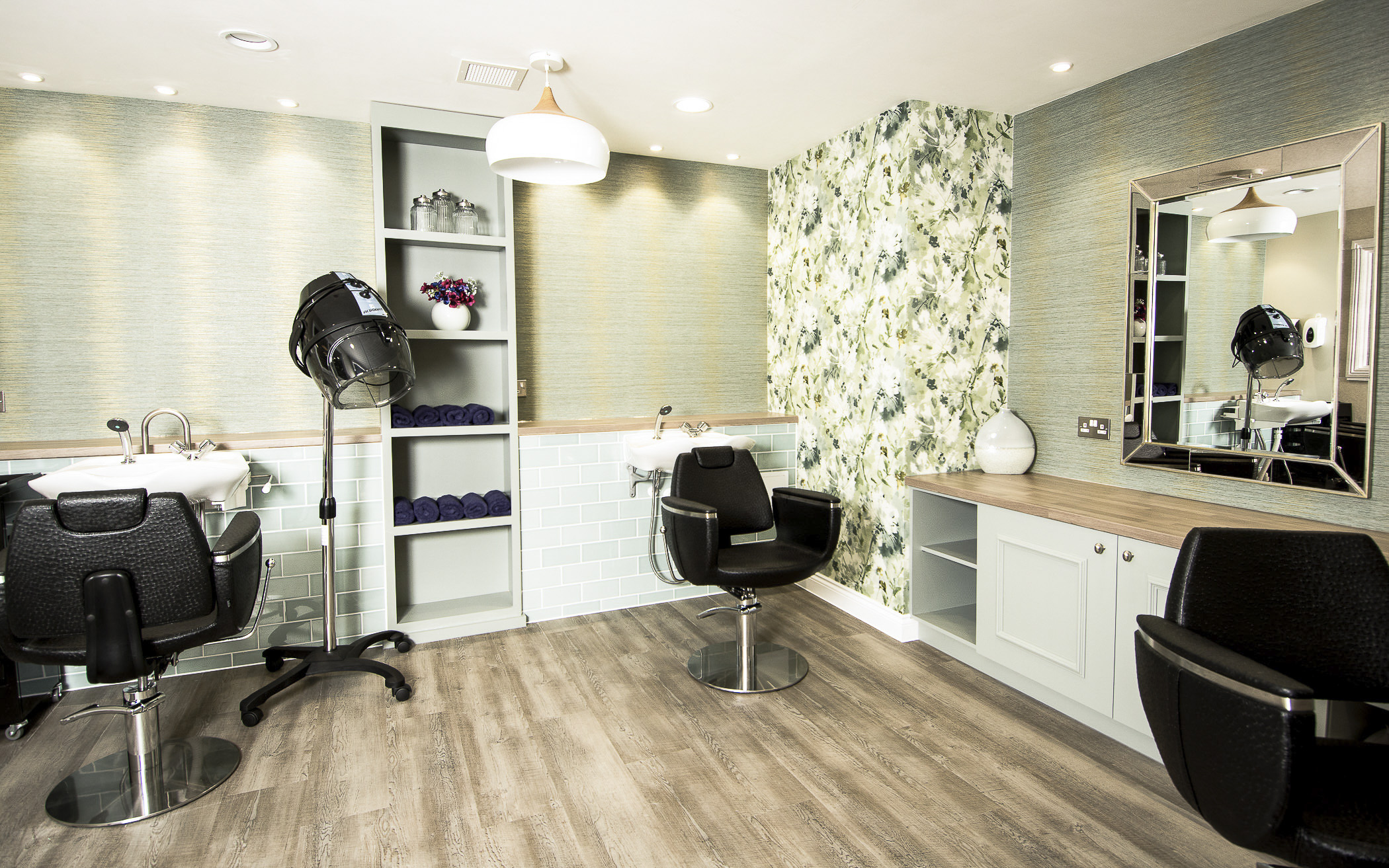 Care Home Hair Salon