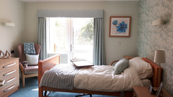 Care Home Bedroom