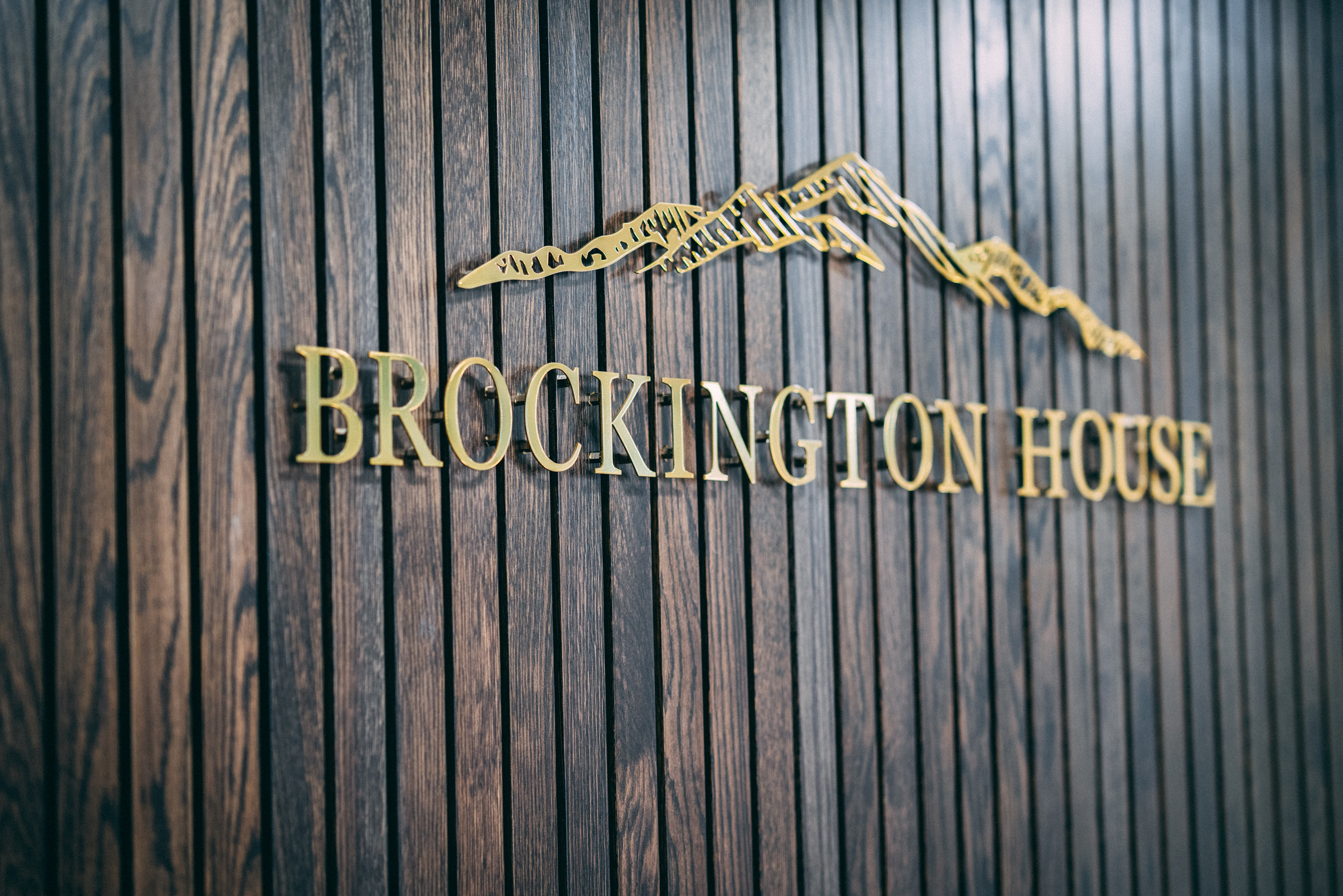 Brockington House Reception