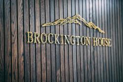 Brockington House Reception