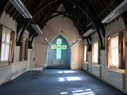 Chapel Interior Before