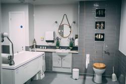 Care Home Spa Bathroom