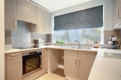 Holdenhurst Show Flat Kitchen