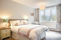Holdenhurst Show Flat Main Bedroom