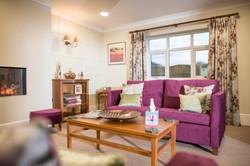 Care Home Lounge