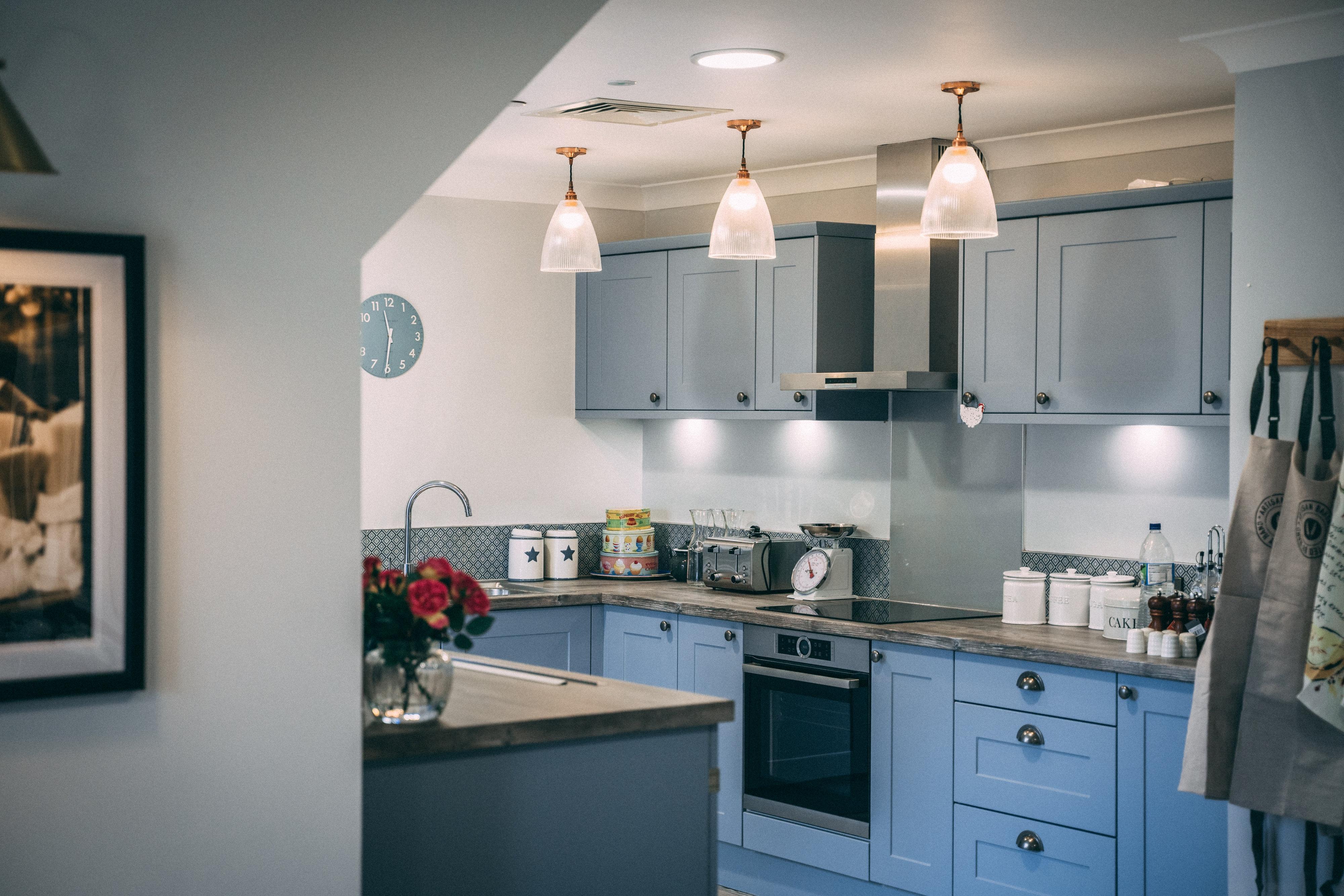 Resident Kitchen Care Home design