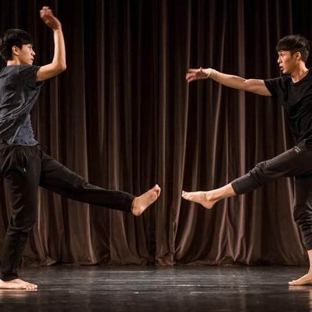 榮獲得提名台新藝術獎!《拆解馬戲表演者的身體語彙 - 其一:與編舞家》