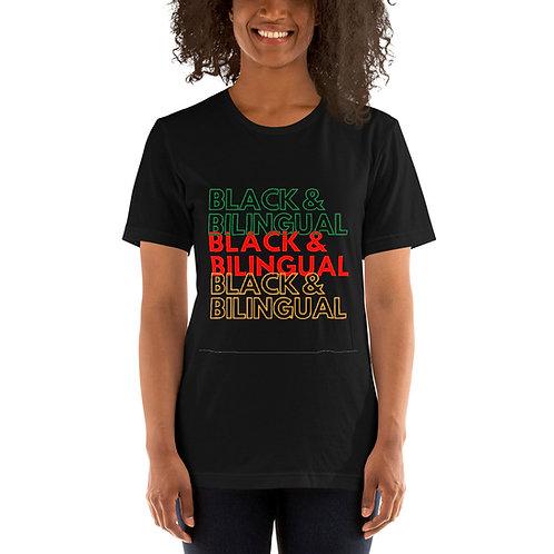 Black & Bilingual Ts