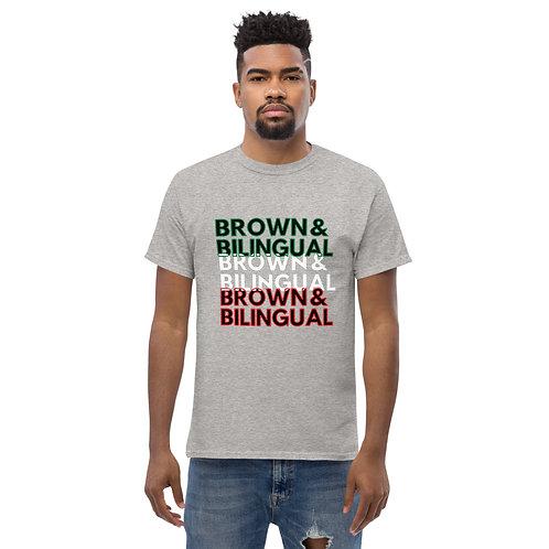 Brown & Bilingue T-shirt
