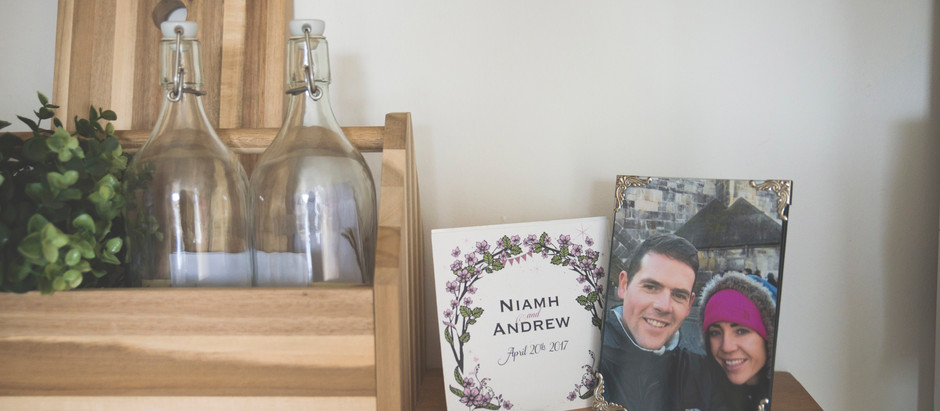 N+A | Beautiful Dundrum and Marlay Park Wedding