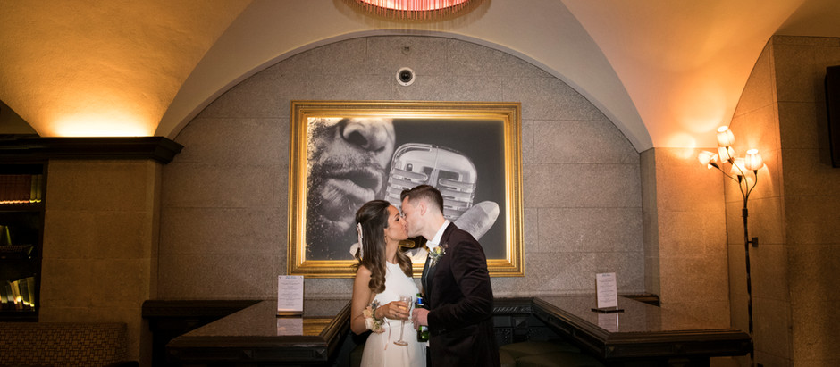 E+T | Valentines Wedding at Medley Dublin