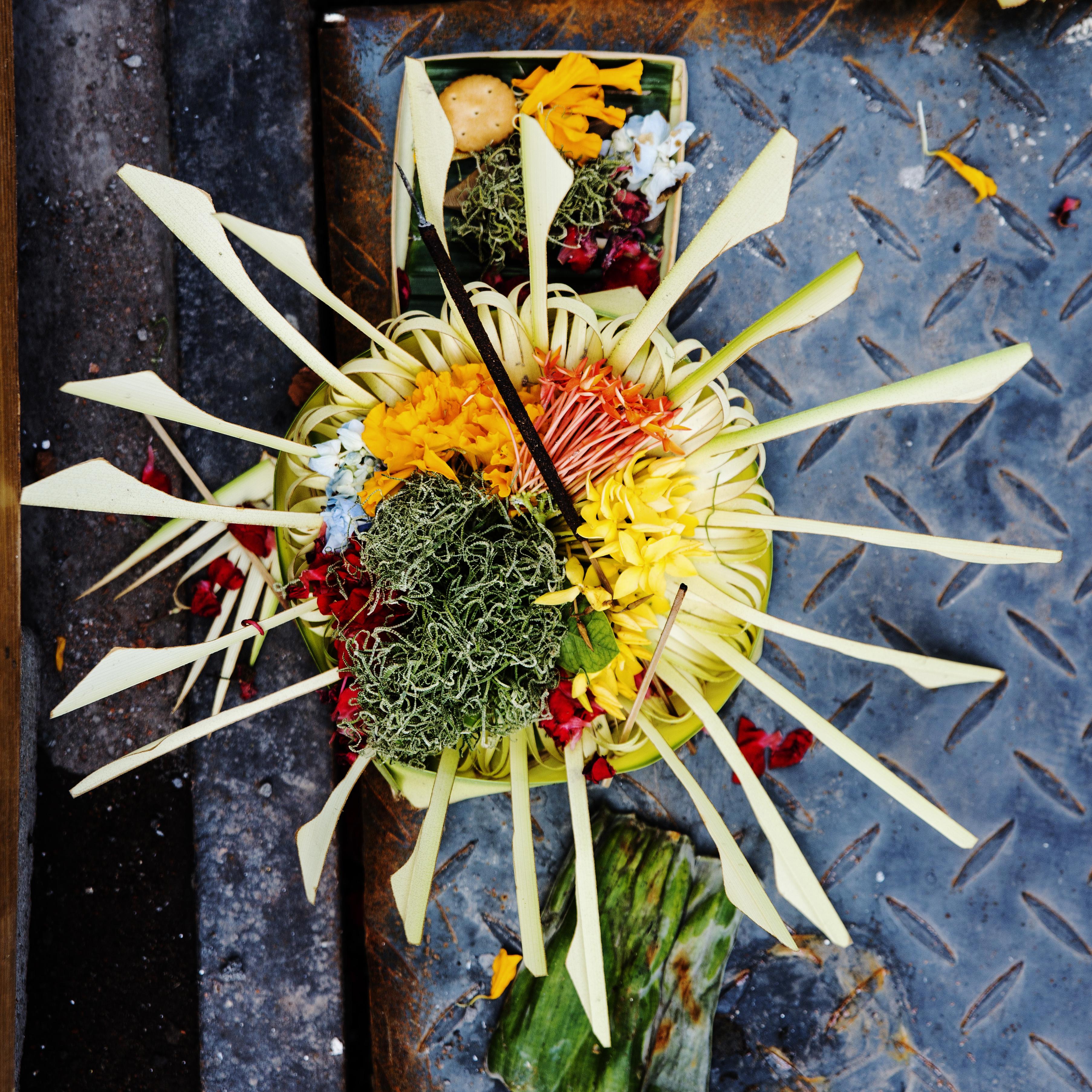 Bali Offering14