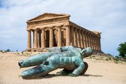 Fallen Ikarus, Agrigento